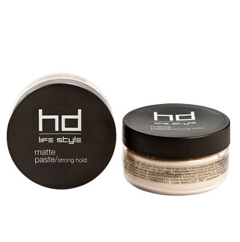 HD Матовая паста Matte paste/strong hold