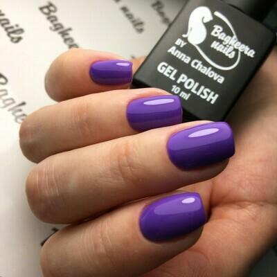 BN-16, Фиолетовый гель-лак