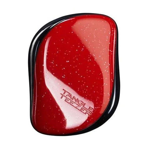 Щётка массажная футляр Compact Styler Неоновый красный
