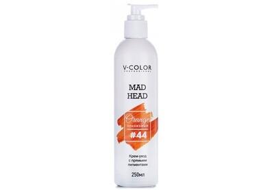 Крем для волос MAD HEAD оранжевый #44