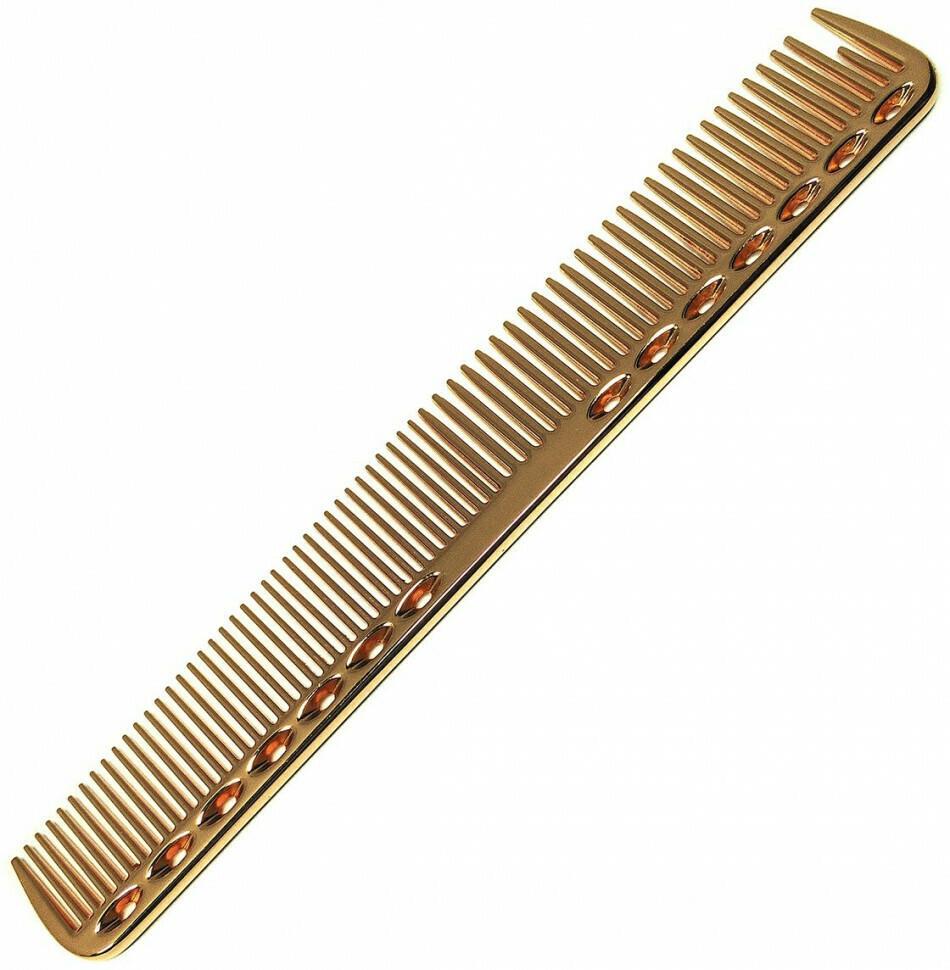 Расческа для стрижки металлическая длинная