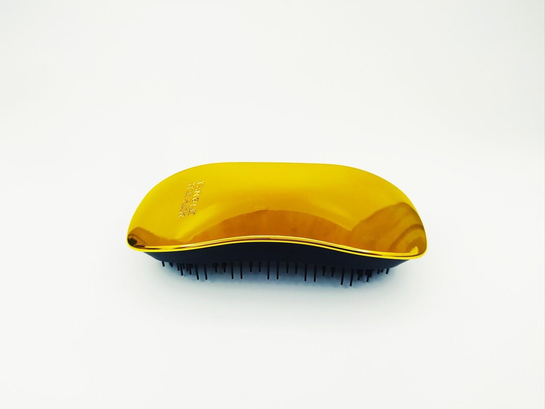 Щётка Tangle Teezer Compact Croomer золото