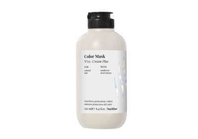 back. bar Маска для окрашенных волос. N°05 Cream Plus