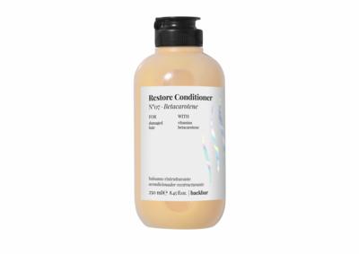 back. bar Кондиционер для глубокого восстановления повреждённых волос N°07