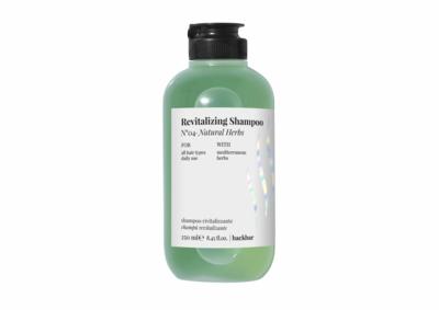 back. bar Восстанавливающий шампунь для всех типов волос N°04