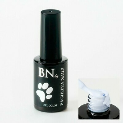 Гель-лак BN Arctic white, 10мл