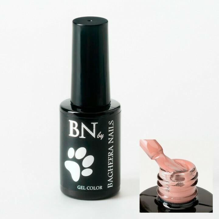 Гель-лак BN Lipstick Camouflage №03, 10мл