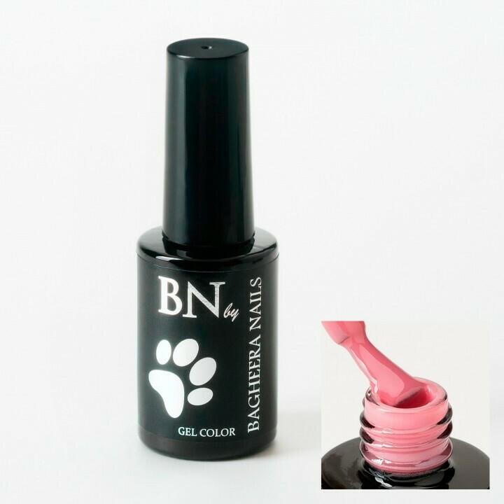 Гель-лак BN Lipstick Camouflage №15, 10мл