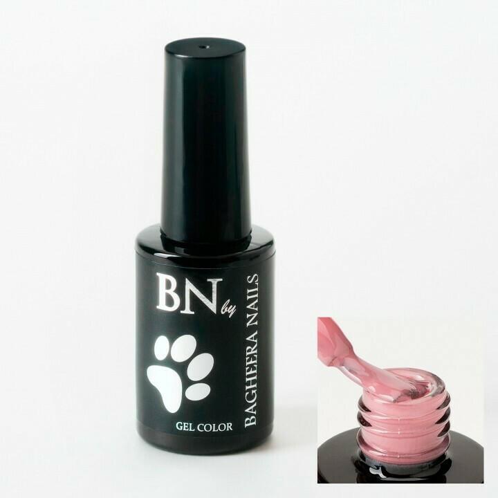 Гель-лак BN Lipstick Camouflage №12, 10мл