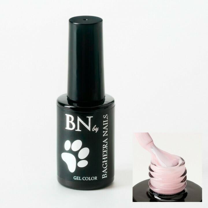 Гель-лак BN Lipstick Camouflage №08, 10мл