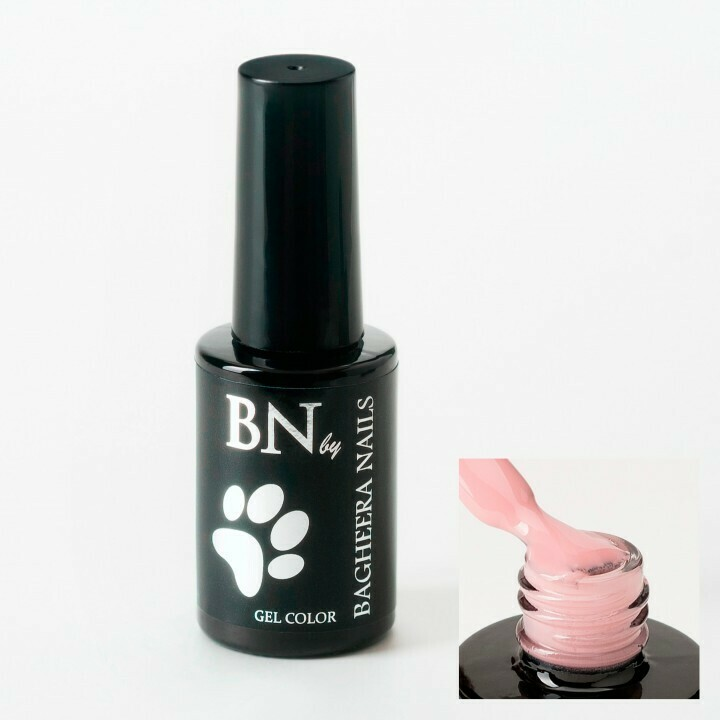 Гель-лак BN Lipstick Camouflage №10, 10мл