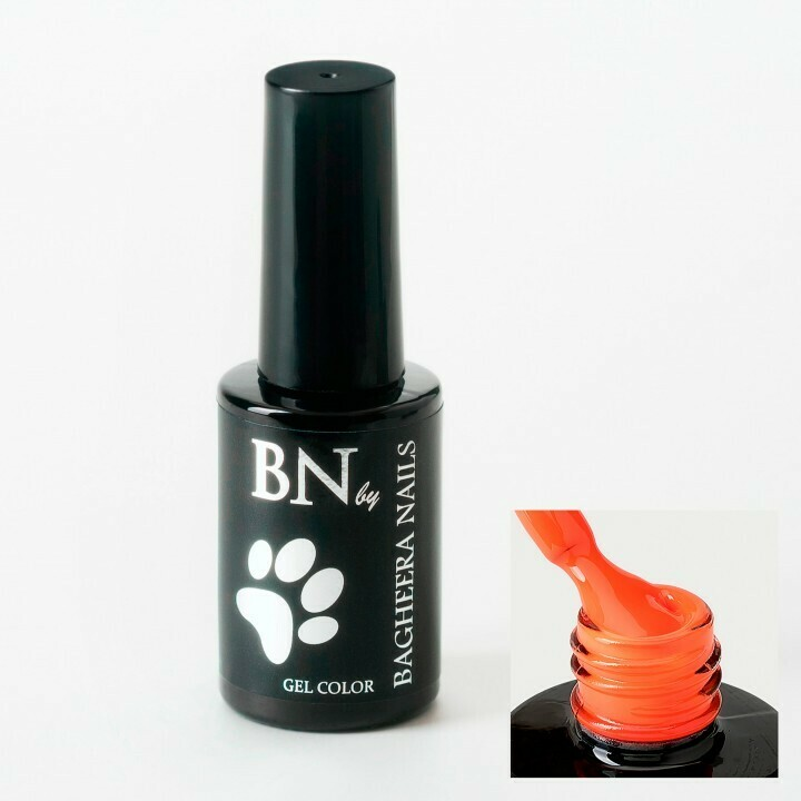 Гель-лак BN Neon №02, 10мл