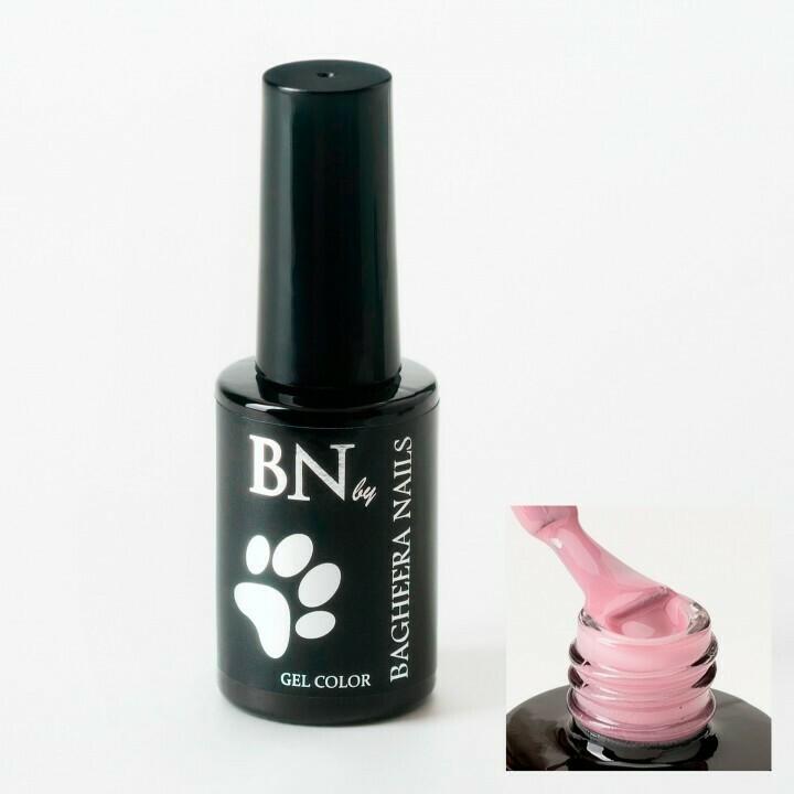 Гель-лак BN Lipstick Camouflage №14, 10мл