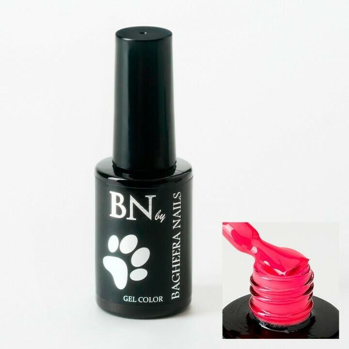 Гель-лак BN Neon №04, 10мл