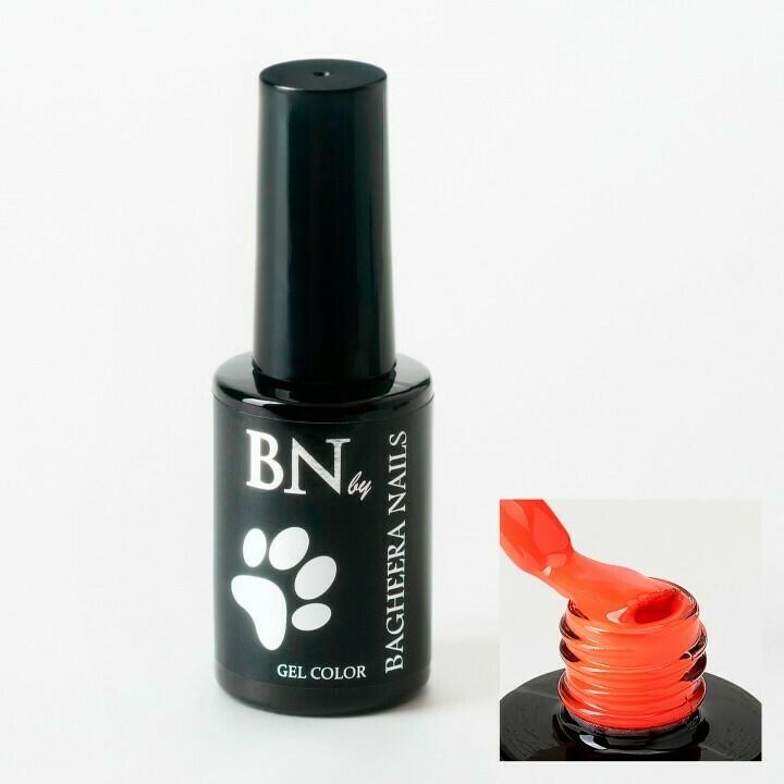 Гель-лак BN Neon №03, 10мл