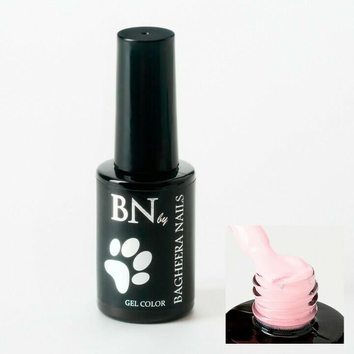Гель-лак BN Pastel №09, 10мл