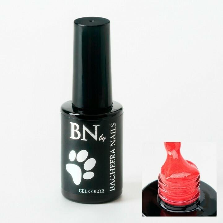 Гель-лак BN Red №01, 10мл
