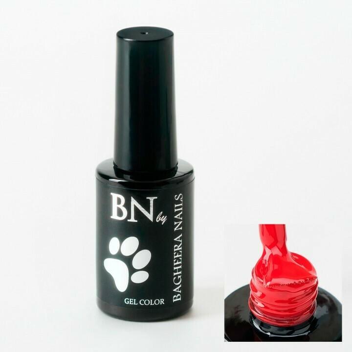 Гель-лак BN Red №03, 10мл
