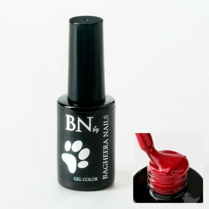 Гель-лак BN Red №06, 10мл
