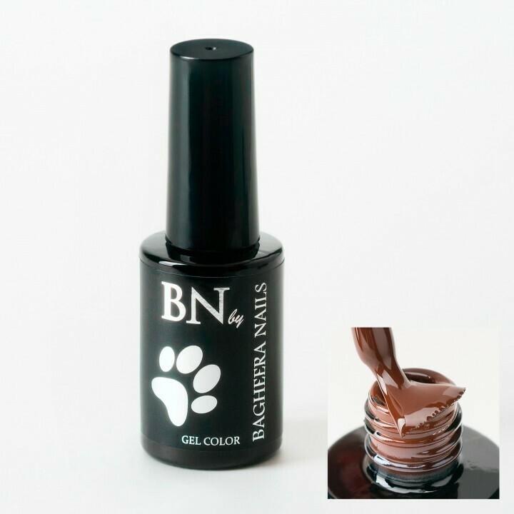 Гель-лак BN Chocolate №03, 10мл