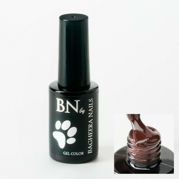 Гель-лак BN Chocolate №02, 10мл