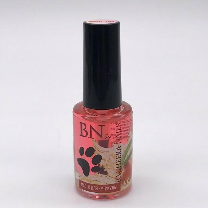 Масло для кутикулы BN №6, персик, 10мл