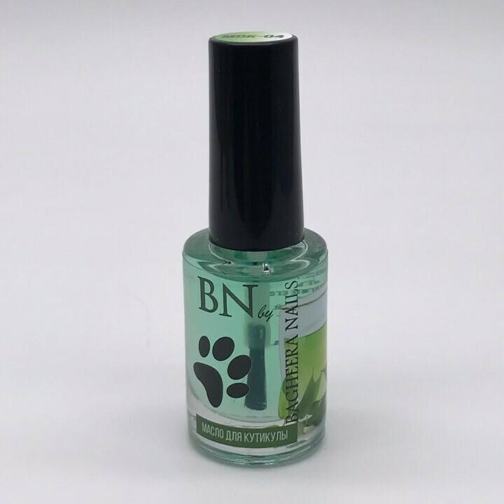 Масло для кутикулы BN №4, зеленый чай, 10мл