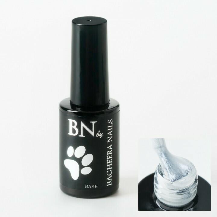арт. bc-002 База BN №02 Milky glitter, 10мл
