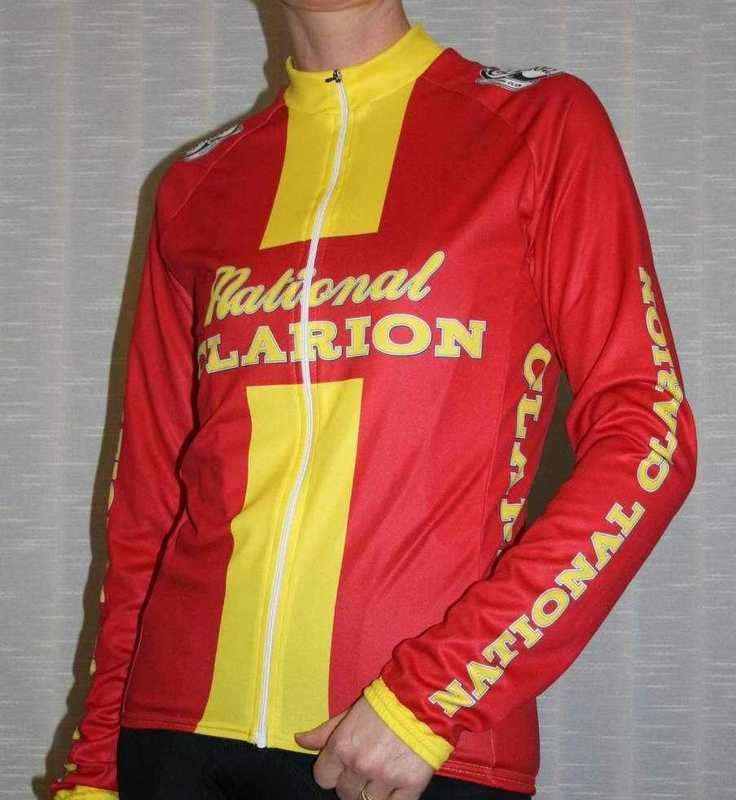 National Clarion Jersey - Long-Sleeved