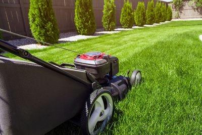 Lawn Mowing (under 1 acre)