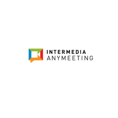 Intermedia AnyMeeting Pro Video Conferencing (30 attendees per meeting) 1 year per user