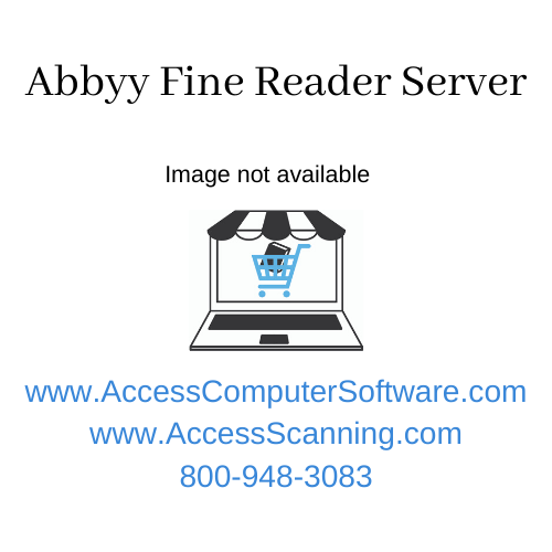 ABBYY FineReader Server Total Page Count 1,000,000