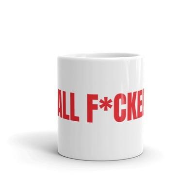 Trainer's Favorite Saying Mug