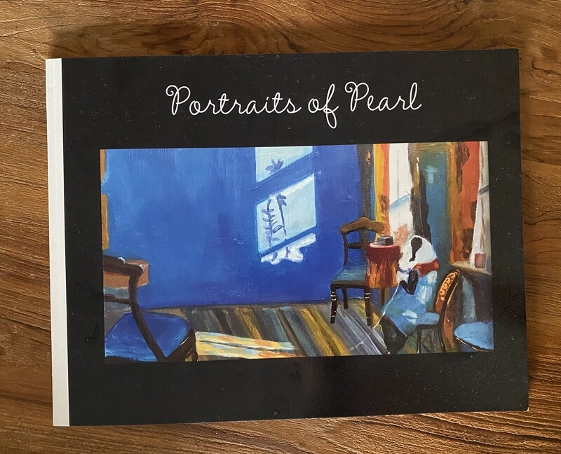 Portraits of Pearl book