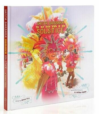 Santa Barbara Summer Solstice Coffee Table Book Solstice1