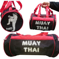 Bolsa de Muay Thai - Parcele até 12x