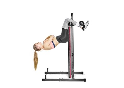 Vertical Situp Bench and Benchpress