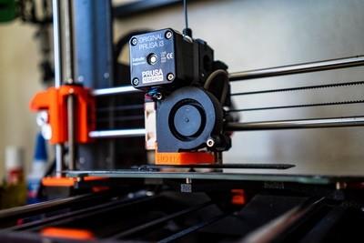 Request 3D Print Job