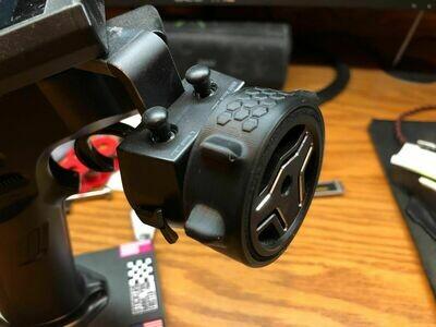 Universal Anti Slip Clamping Transmitter Wheel