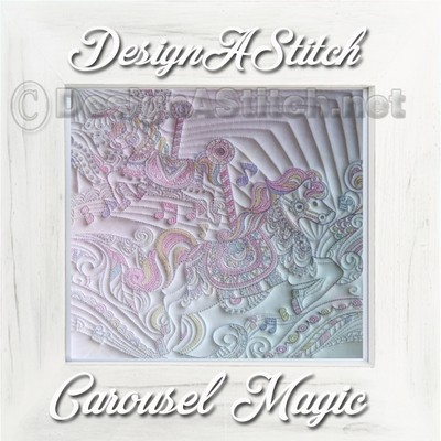 DASS001012-Carousel Magic