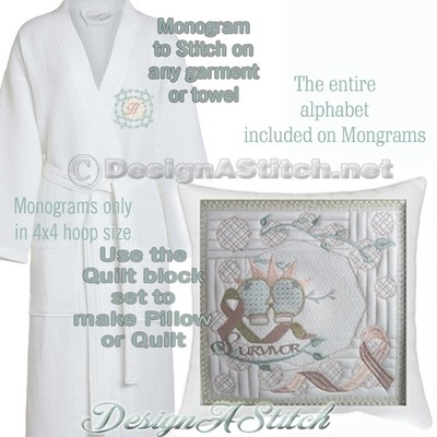 DASS001019-Cancer-Quilt&Monogram
