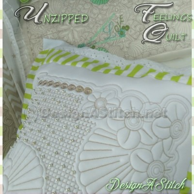 DASS001017-Unzipped Feelings-Quilt
