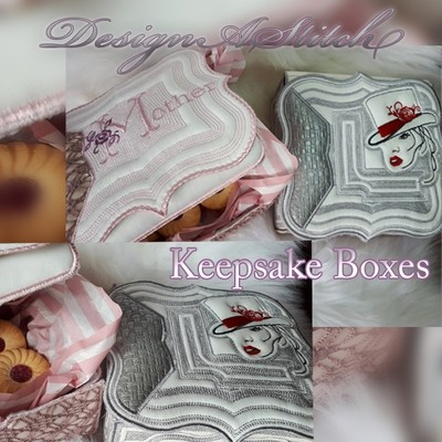 DASS0077-Keepsake Boxes