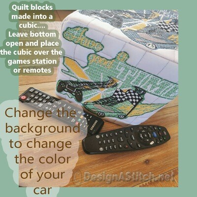 DASS001078-Quilt Blocks
