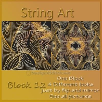 DASS001089-2-12-String Art