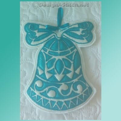 DASS00101034-2-Christmas Bell Ornament