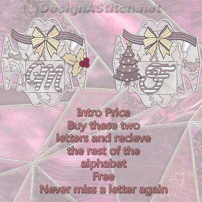 DASS00101052- Marble Christmas Mono Font