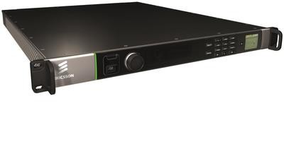NEW CID ERICSSON AVP3000 3G HD DSNG ENCODER internal DVBS2 L-Band Output