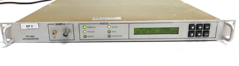 Comtech EF Data UT-4505 Up Converter