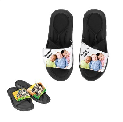 Personalized Slide-On Sandals